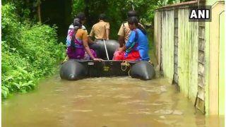 केरल में भारी बारिश से तबाही का मंजर, इन तस्वीरों में देखिए कैसे हैं हालात