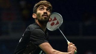 Japan Open: After PV Sindhu, HS Prannoy, Kidambi Srikanth Loses to Lee Dong Keun in Quarter-Final, India's Campaign Ends