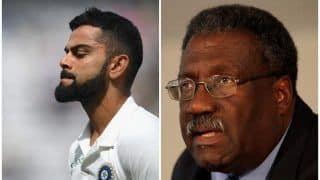 India vs England: Virat Kohli An Exceptional Batsman But A Work In Progress As Captain, Says Clive Lloyd