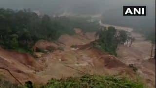 Karnataka: Rains Lead to Multiple Landslides; CM Announces Rs 200 Crore Grant-in-aid