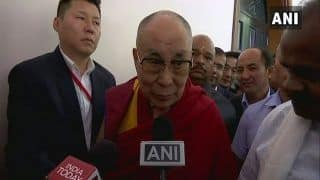 Partition Row: Apologise if I Said Something Wrong, Dalai Lama on Controversial Statement