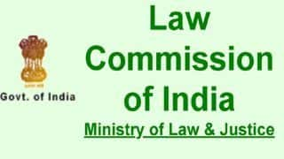 Law Commission Suggests Omission of 30-day Notice Provision From Special Marriage Act