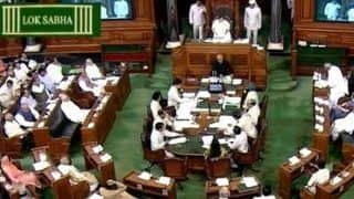Winter Session of Parliament: Proceedings Adjourned Till Tomorrow Due to Uproar Over Rafale, 1984 Anti-Sikh Riots Verdict