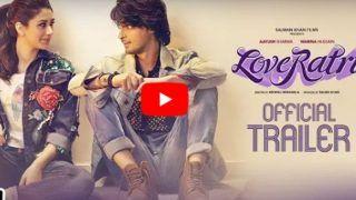 Loveratri Trailer: आयुष- वरीना पर प्यार की बरसात, झूम लो तुम भी इस लवरात्रि के साथ
