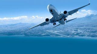 पूर्वोतर भारत में कुछ ऐसा है हवाई रूट, आज सिर्फ गुवाहाटी, इम्फाल हवाईअड्डों पर उतरीं उड़ानें