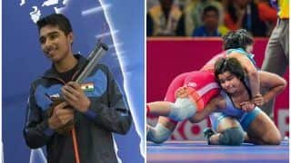 Asian Games 2018 Day 3, Updated Medals Tally, Results Jakarta, Palembang: China Remains Top of Points Table, Shooter Saurabh Chaudhary Wins Gold, Joins Vinesh Phogat, Bajrang Punia