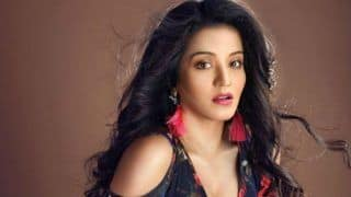 Bhojpuri Sizzler And Nazar Actress Monalisa Oozes Oomph in Hot Floral Dress, Pic is Treat to Watch