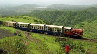 Matheran Toy Train Will Soon be Powered by Steam Engine