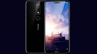 Nokia 6.1 Plus Goes on Sale on Flipkart: Prices, Specifications, Offers And More Here