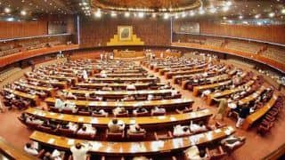 पाकिस्तान की 15वींं संसद का सेशन शुरू, नवनिर्वाचित सदस्यों ने ली शपथ