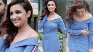 Parineeti Chopra Gets Trolled For Tight Outfit at Namaste England Promotions