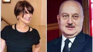 Anupam Kher Calls Sonali Bendre a Bright And Warm Person, Says 'She is my Hero'