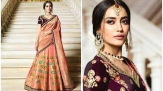 Naagin 3 Actress Surbhi Jyoti's Dreamy Look in This Beautiful Lehenga Will Make You Fall in Love With Her