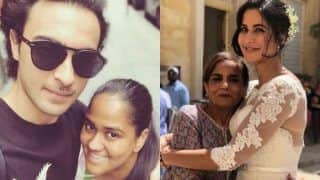 After Arpita Khan Sharma Deletes Katrina Kaif's Picture with Salman Khan's Mother, Aayush Sharma Discloses The Reason
