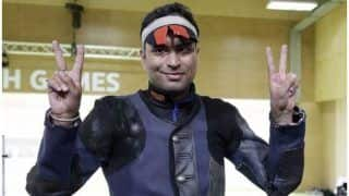 AsianGames2018, Day 3: संजीव राजपूत ने साधा सिल्वर पर निशाना, शूटिंग में भारत को दूसरा रजत पदक