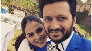 Riteish Deshmukh's Adorable Message For Wife Genelia Deshmukh on Her Birthday Will Definitely Melt Your Heart