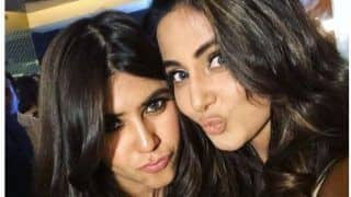 Kasautii Zindagii Kay 2: Hina Khan Shares a Picture With Ekta Kapoor And It's Almost Confirmed That She is Not Komolika