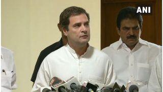 राहुल गांधी का PM मोदी और RSS पर हमला-नागपुर की विचारधारा फॉलो कर रही है सरकार