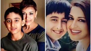Sonali Bendre, Undergoing Cancer Treatment, Shares an Emotional Post on Her Son Ranveer's Birthday