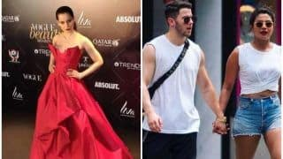 Kangana Ranaut Confirms Priyanka Chopra-Nick Jonas Wedding Rumours