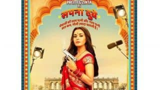 Preity Zinta Makes Her Bollywood Comeback With Bhaiaji Superhit, Unveils Her First Look From The Film - See Pic