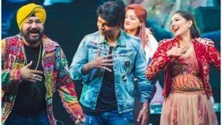 Haryanvi Siren And Billori Akh Fame Sapna Choudhary Flaunts Her Hot Thumkas as She Dances With Daler Mehndi, Watch