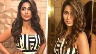 Bigg Boss 11 Finalist Hina Khan, Who is Likely to Play Komolika in Kasautii Zindagii Kay 2, Looks Sexy in This Spaghetti Strap Dress, Check