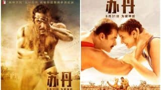 Salman Khan's Sultan Will Hit Theatres in China in Over 11,000 Screens on August 31