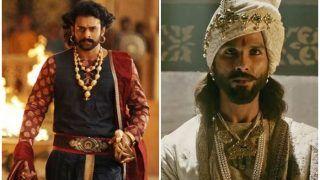 Padmaavat: Sanjay Leela Bhansali Offered Shahid Kapoor's Role to Baahubali Star Prabhas?