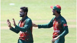 बांग्लादेश ने दूसरे T20 में वेस्टइंडीज को चटाई धूल, सीरीज 1-1 की बराबरी पर