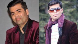 Karan Johar Finds His Doppelganger Online, Twitter Has The Best Response