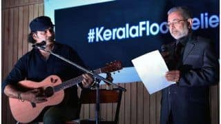 केरल बाढ़: फंड के लिए सुप्रीम कोर्ट के दो जजों ने मोहित चौहान के साथ गुनगुनाया 'हम होंगे कामयाब...'
