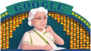 Google Doodle on Ismat Chughtai: 77 साल पहले महिलाओं के बीच समलैंगिकता के मुद्दे को उठाने वाली उर्दू लेखिका