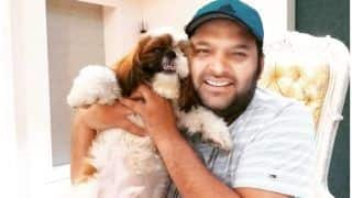 Kapil Sharma's Happy Picture With His Pet Is going Viral For All Right Reasons