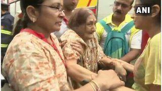 मुंबई के क्रिस्टल टावर में लगी आग में 4 लोगों की मौत, 16 घायल, रेस्क्यू जारी