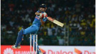 टीम इंडिया के 'पांडे जी' का कमाल, एक 'छक्के' से भेजा विराट कोहली को पैगाम