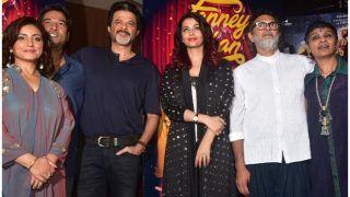Fanney Khan: Anil Kapoor, Aishwarya Rai Bachchan Enjoy A Special Screening With B-Town Stars