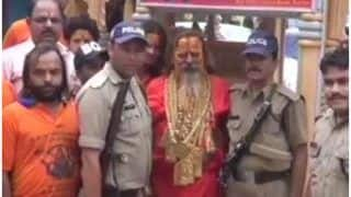 'Golden Baba' Participates in Annual Kanwar Yatra With Rs 6 Crore Gold Ornaments, Rs 27 Lakh Rolex Watch