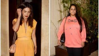 After Quitting Bharat, Priyanka Chopra Bonds With Salman Khan's Sister Arpita Khan Sharma at Manish Malhotra's Party
