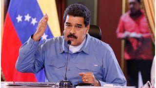 भाषण के दौरान वेनेजुएला के राष्ट्रपति निकोलस मदुरो पर विस्फोट से भरे ड्रोन से हमला, बाल-बाल बचे