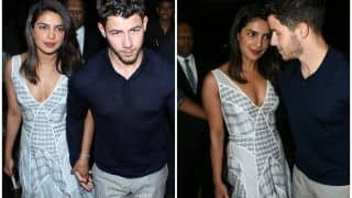 Ahead of Engagement, Priyanka Chopra And Nick Jonas go on a Romantic Dinner Date, See Pics