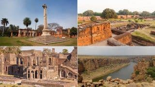 A pictorial walk through the ancient ruins in India