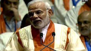 PM मोदी बोले- IIT ने भारत को ग्लोबल ब्रान्ड बनाया, स्टूडेंट्स के बीच कहीं ये खास बातें