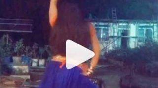 VIDEO: भोजपुरी एक्ट्रेस पूनम दुबे ने किया ऐश्वर्या राय के 'कजरा रे..' पर जबरदस्त डांस, देखते रह जाएंगे आप...