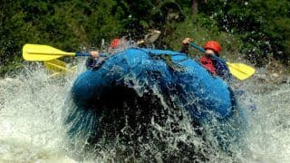 My one day rafting escape to Kolad