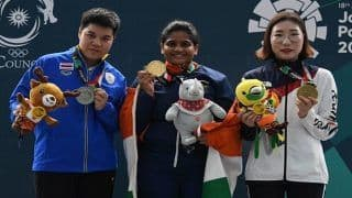 Asian Games 2018 Jakarta And Palembang, Day 4 Highlights: Rahi's Gold Headlines Day, India Won Five Medals & Stay at Seventh Place