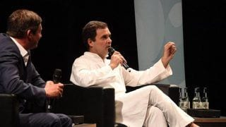 विकास प्रक्रिया से लोगों को बाहर रखने पर पैदा हो सकता है आतंकवाद: राहुल गांधी