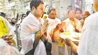 आज कैलाश मानसरोवर यात्रा के लिए निकलेंगे 'शिवभक्त' राहुल गांधी, चीन के रास्ते पहुंचेंगे लहासा