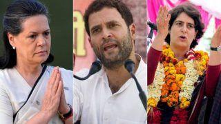 कांग्रेस ने झारखंड विधानसभा चुनाव के लिए जारी की स्टार प्रचारकों की लिस्ट, प्रियंका गांधी का नाम नहीं
