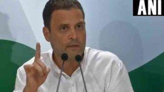राहुल का पीएम मोदी पर सबसे बड़ा हमला, '15 क्रोनी कैपिटलिस्ट की मदद के लिए की गई थी नोटबंदी'